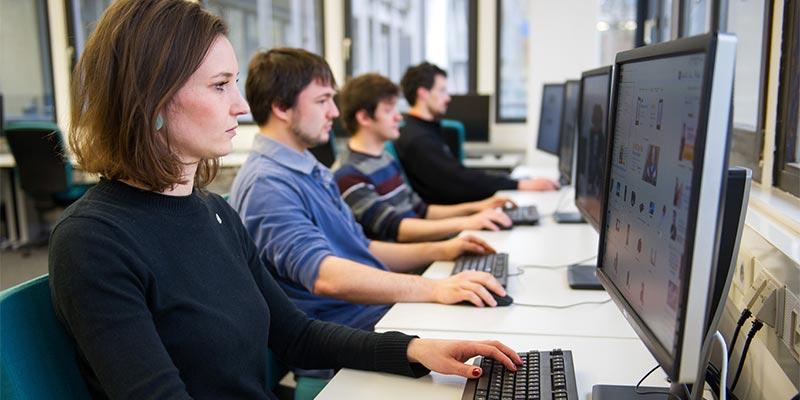 Saarbrücker Informatiker ermöglichen die statistische Auswertung von Nutzerdaten im Internet und schützen gleichzeitig die Privatsphäre des Einzelnen. Foto: Oliver Dietze