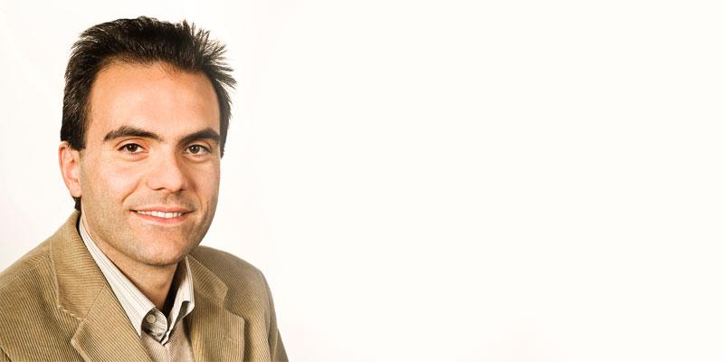 Professor Matteo Maffei forscht an Verfahren, die persönliche Daten im Internet sicherer machen. Foto: Maffei