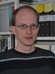 Dr. Michael Wiegand (Foto: Uni)